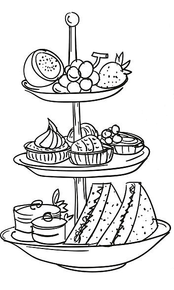 Afternoon tea | Традиционен следобеден чай | Peysoul
