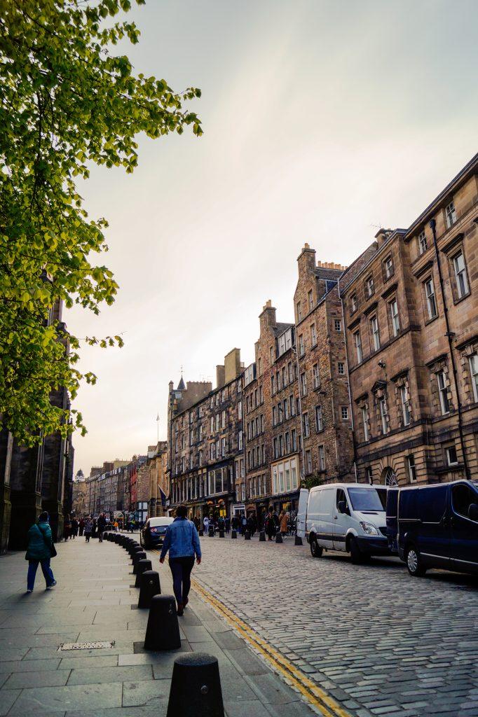 Разходка в Единбург, Шотландия   Peysoul