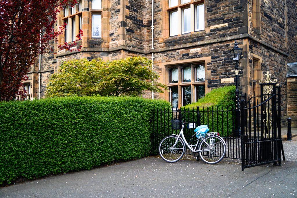 Университетът в Глазгоу. Приключението в Шотландия продължава   Peysoul
