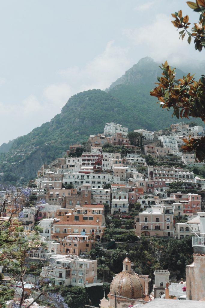 Една от най-мечтаните дестинации - Амалфийското крайбрежие в Италия