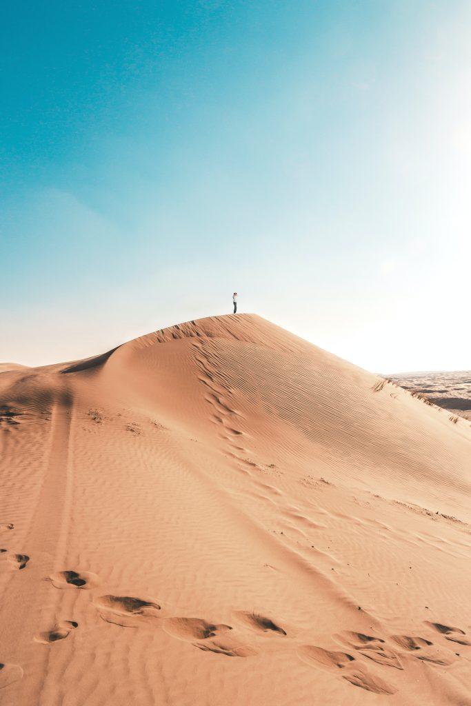 Една от мечтаните дестинации - Оман