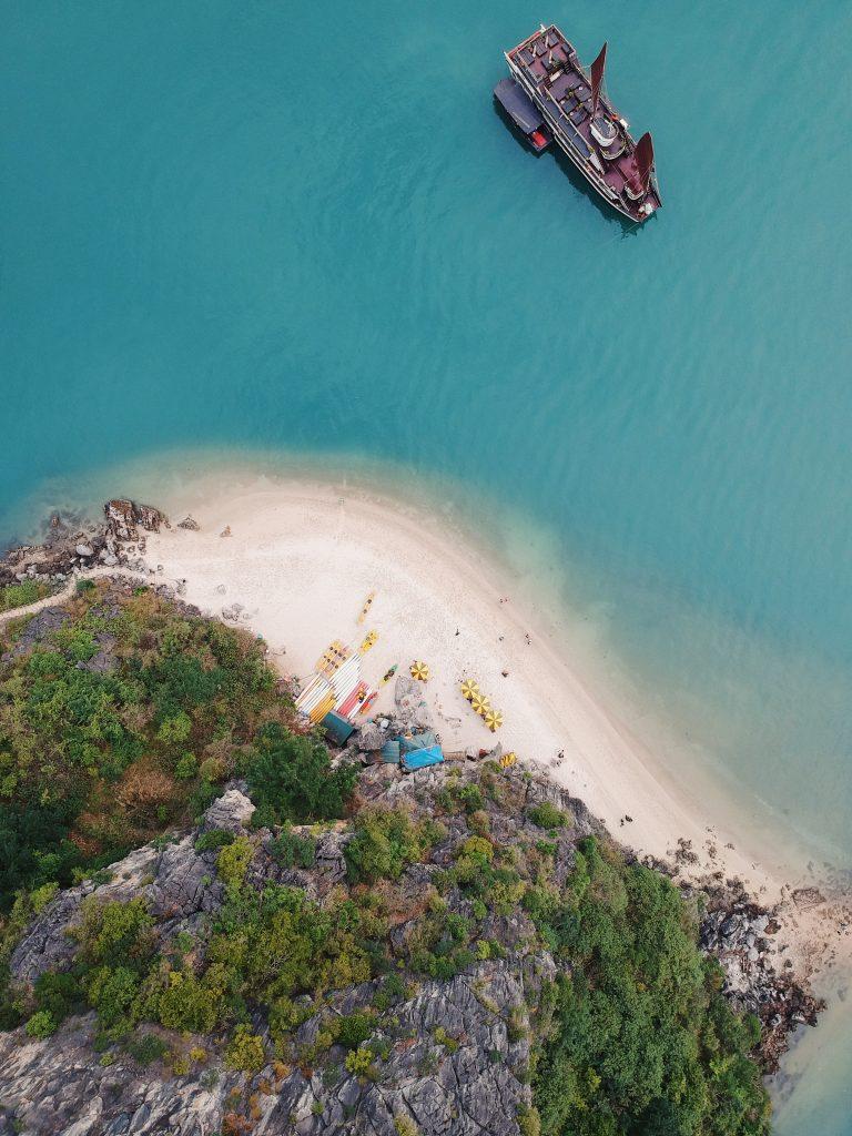 Още една от мечтаните десцинации - прекрасният Виетнам