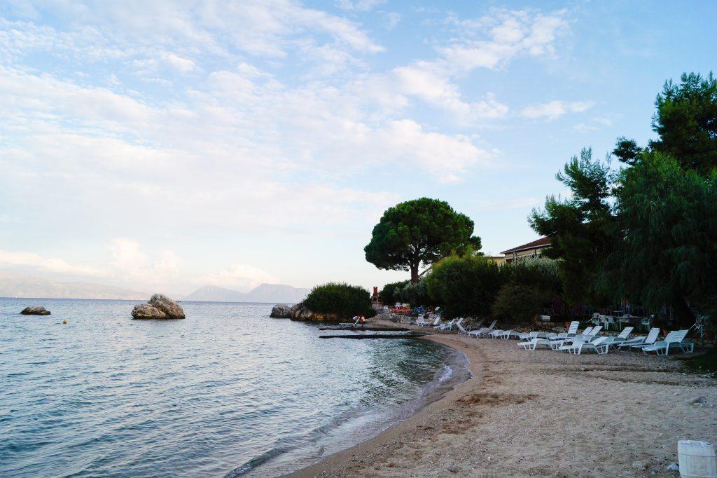 Плаж на Лефкада