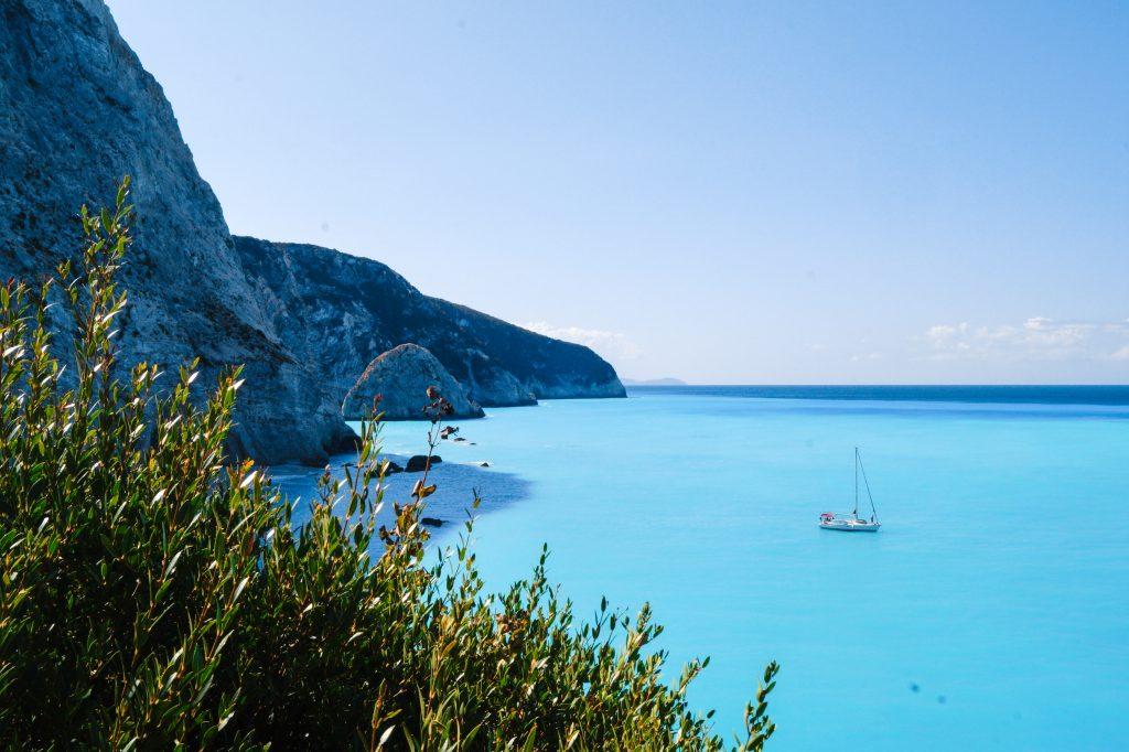 Лефкада – Първата ми гръцка любов