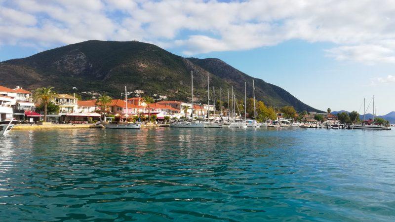 7 Йонийски острова – круиз до безкрая