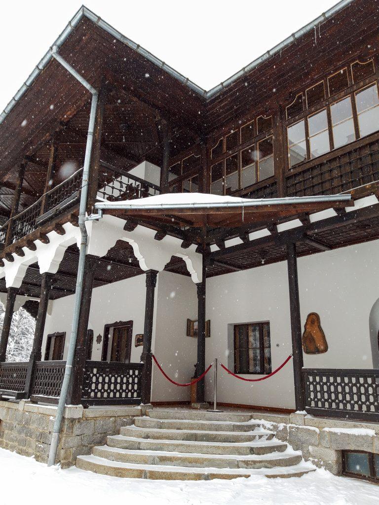 Дворец Царска Бистрица