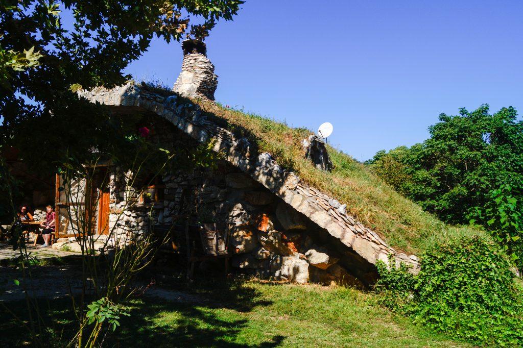 Каменните къщички