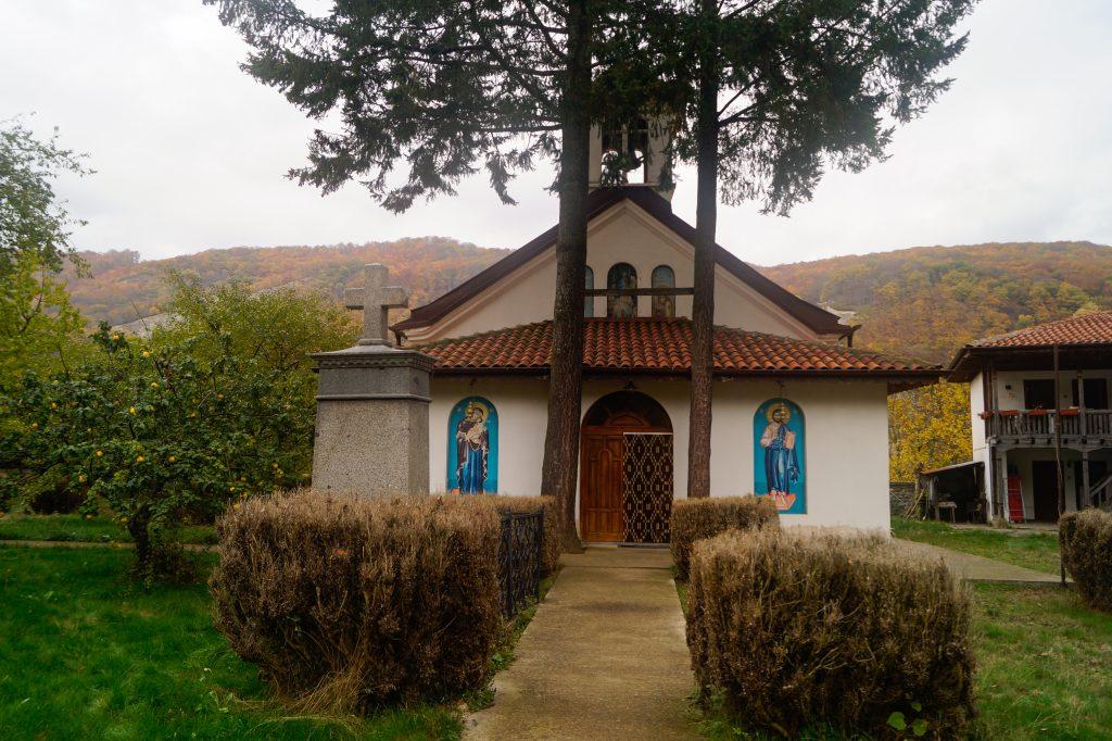 """Църквата към Калоферския мъжки манастир """"Рождество Богородично"""""""