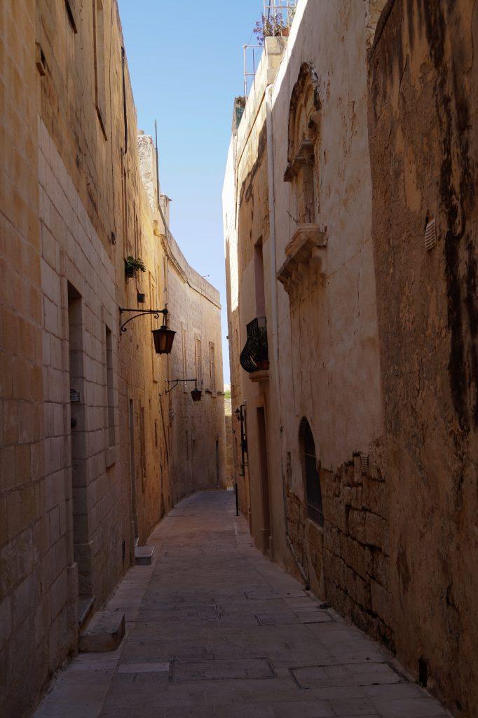 Мдина, Малта