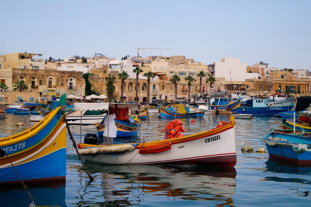 Марсашлок, Малта