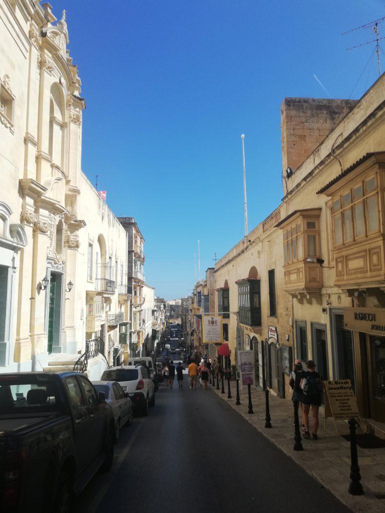 Улица в Малта