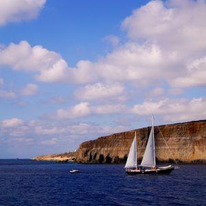 Синята лагуна, остров Комино и остров Гозо
