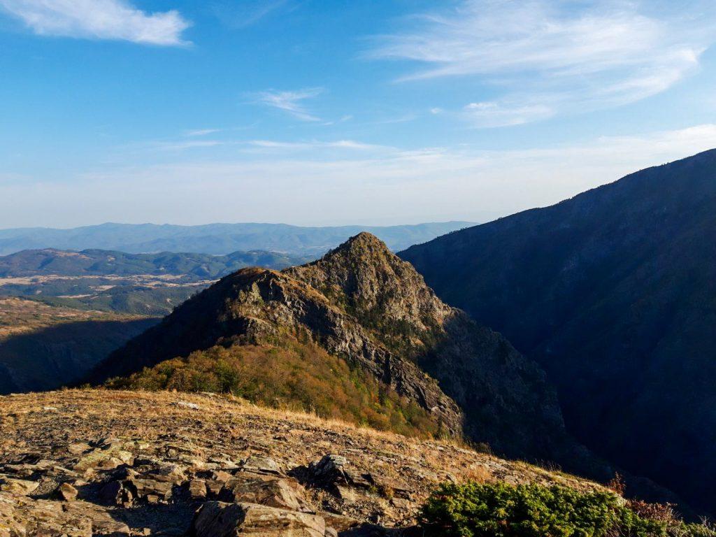 Малкия и Средния Райски купен в Стара планина