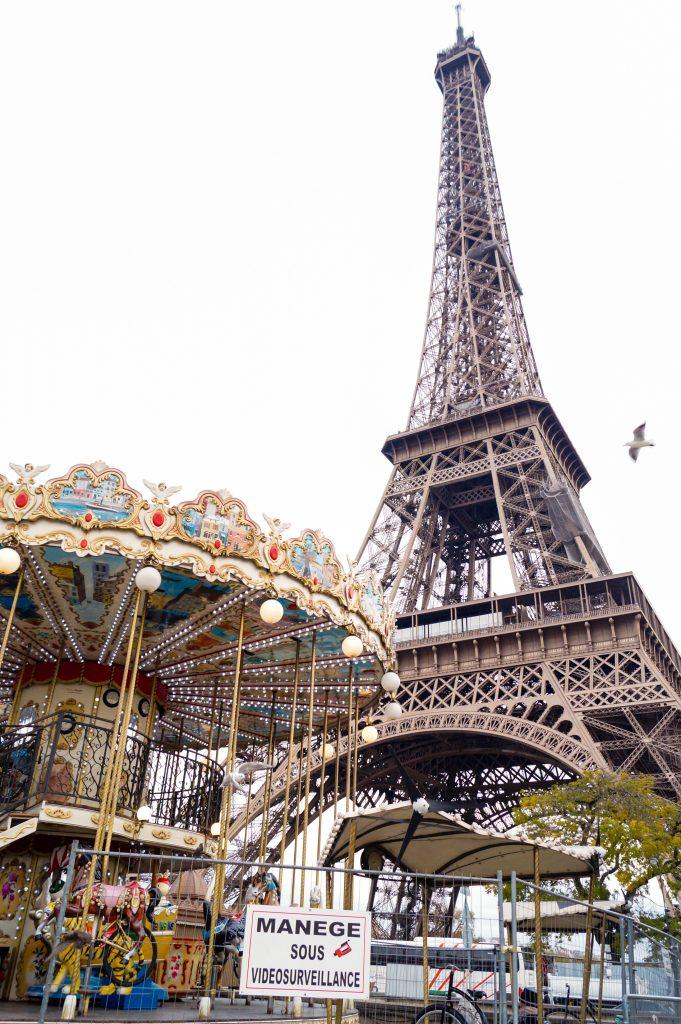 Да ти липсва Париж и неговите гледки