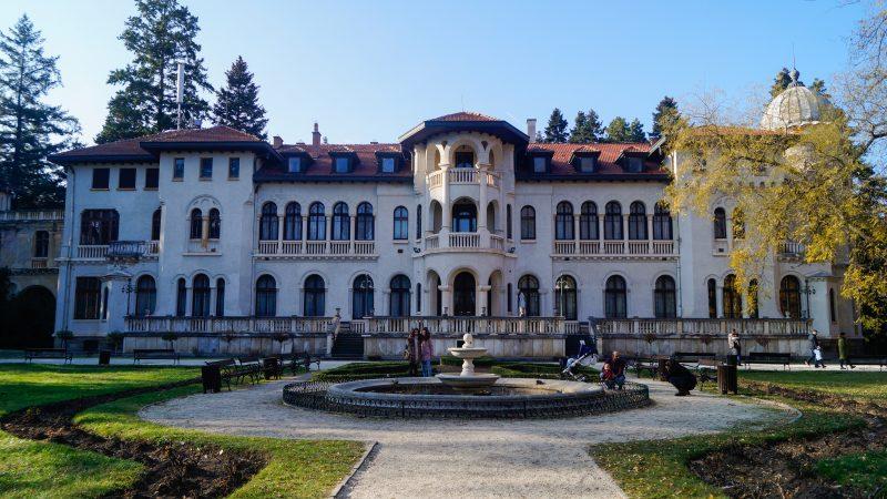 Дворец Врана – любима резиденция на българските царе