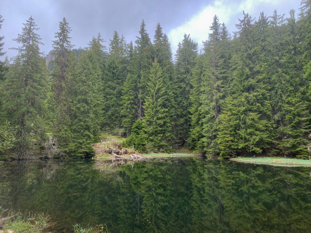 Мътното езеро - Смолянските езера