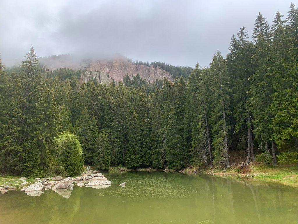 Бистрото езеро - част от групата на Смолянските езера